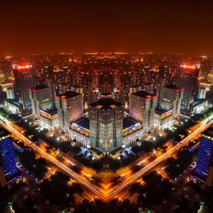 Рядом с Пекином построятновый мегаполис втрое больше Нью-Йорка