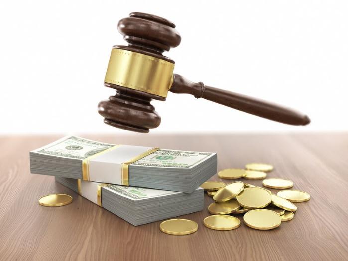 С 1 января увеличились ставки судебного сбора