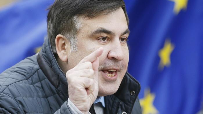 Саакашвили доставлен в Печерский суд для избрания меры пресечения