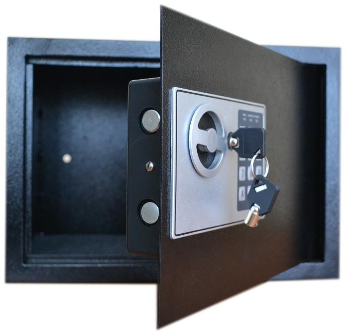 Как правильно выбрать надежный сейф для дома