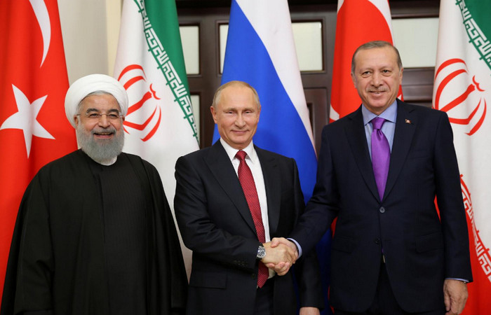 Саммит в России может стать решающим для установления мира в Сирии, - Эрдоган