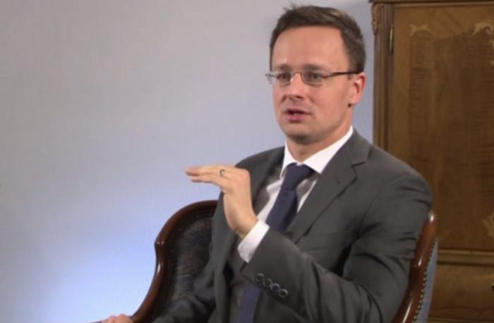 Санкции ЕС против России не действуют, - министр Венгрии