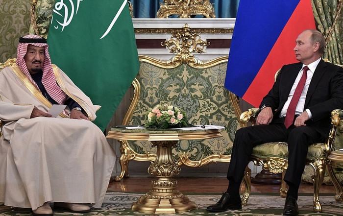 Саудовская Аравия договорилась о покупке российских систем ПВО