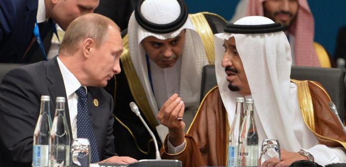 Саудовская Аравия и Россия ведут скрытую войну за азиатский нефтяной рынок