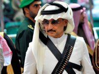 Саудовская Аравия потребовала $6 млрд за освобождение принца Аль-Валида бен Талала