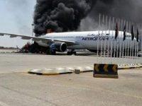 Саудовская Аравия разбомбила аэропорт в столице Йемена