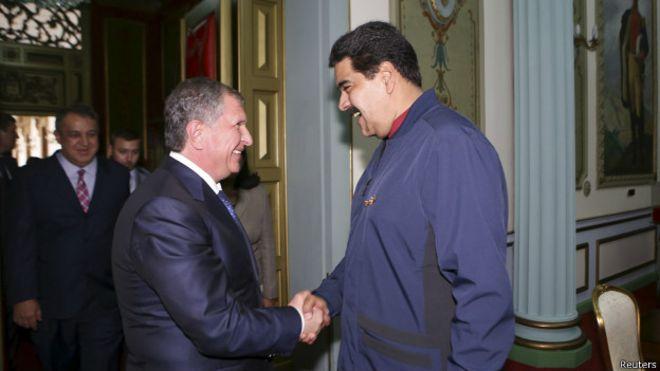 Россия и Венесуэла вложат $14 миллиардов в разработку нефтяных и газовых месторождений