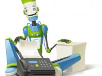 Как отправлять и принимать факсы через обычный браузер?