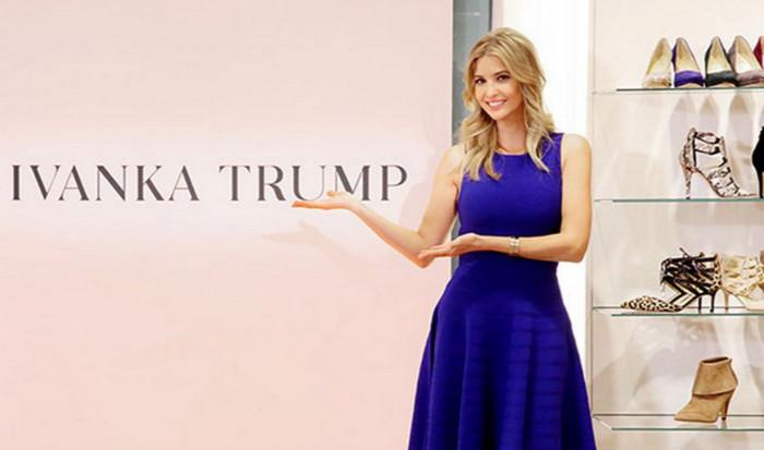 """Сеть магазинов Nordstrom приостанавливает продажи бренда """"Иванка Трамп"""""""