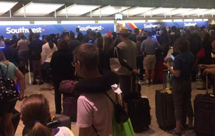 Сетевой сбой привел к глобальным задержкам в аэропортах