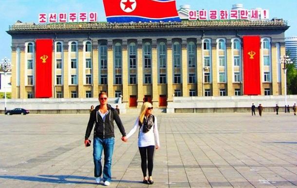 Северная Корея намерена развивать туризм для притока в страну наличности