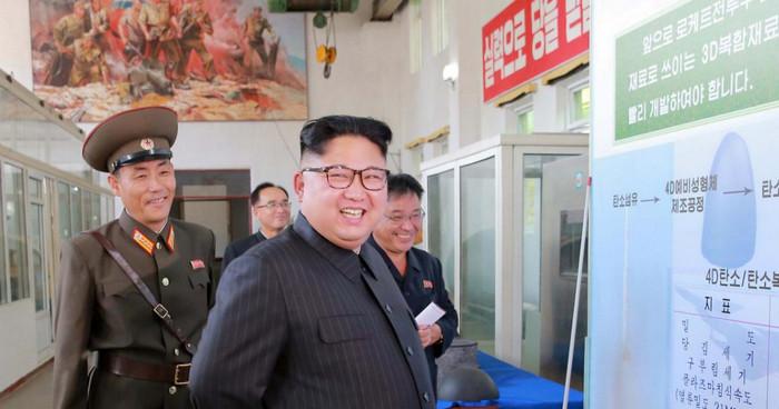 Северная Корея увеличила производство ракетных двигателей и боеголовок