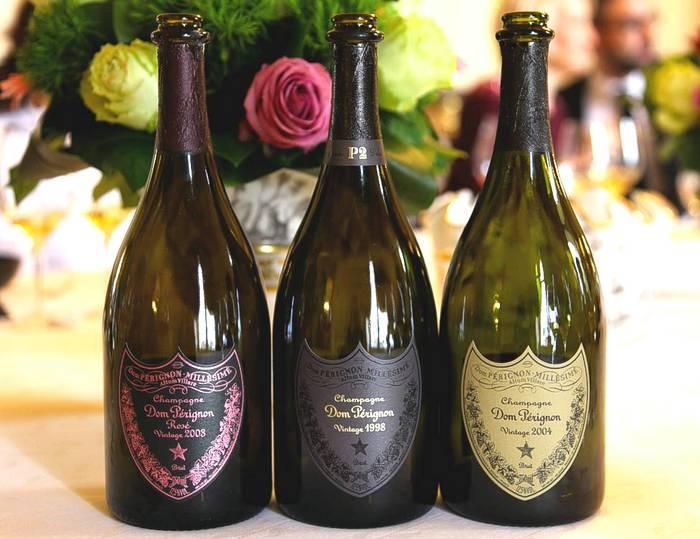 Шампанское Dom Perignon: основные сведения и интересные факты