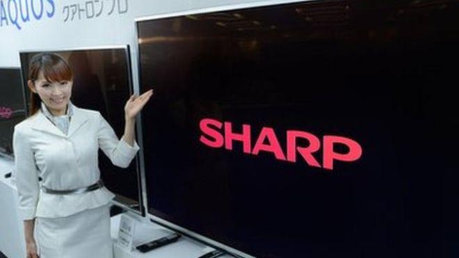 Японский гигант электроники Sharp Corporation терпит серьезные убытки и сокращает рабочие места