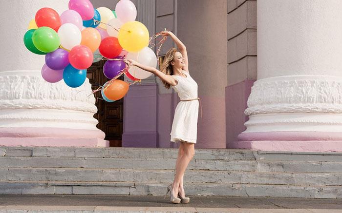 Бизнес идея: декор из воздушных шаров