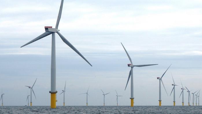 Shell продает действующий проект по ветроэнергетике за 1,4 млрд