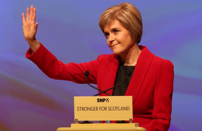 Шотландия выйдет из состава Великобритании, если та не останется на рынке ЕС