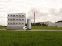 Швейцарцы построили первый в мире завод, который выполняет функцию деревьев