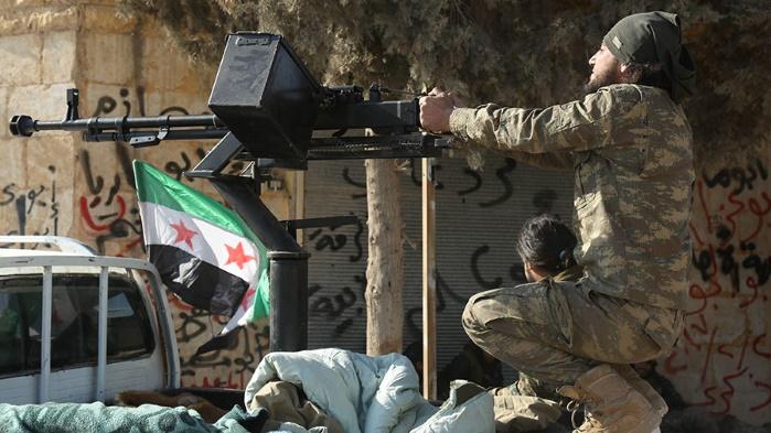 Сирийская армия приблизилась к военному аэродрому Абу-Духур на юге Идлиба