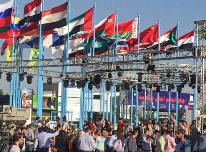 Сирия открыла в Дамаске первую за 6 лет торговую выставку