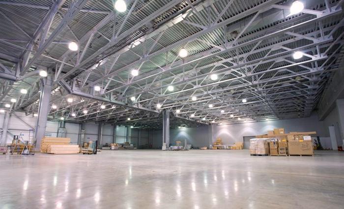 Бизнес идея: предоставление в аренду складских и производственных помещений