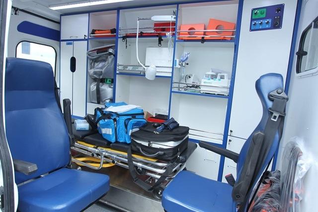 Производство автомобилей скорой медицинской помощи: от идеи до реализации