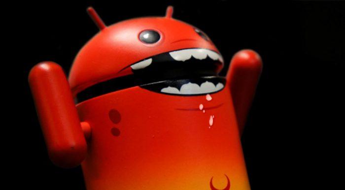 Сматрфоны Android атаковал «вирус-вымогатель»