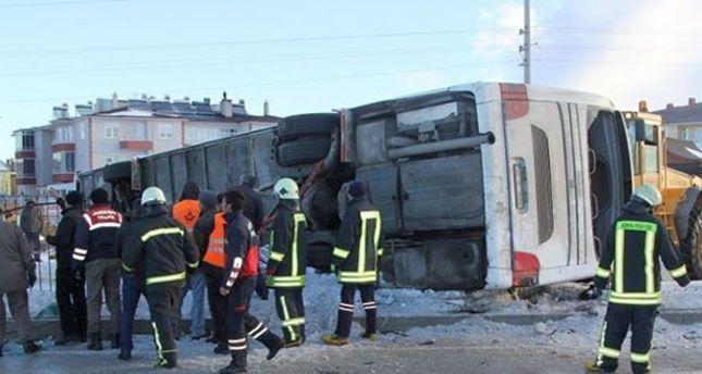 Смертельное ДТП в Турции: перевернулся автобус с детьми