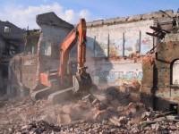 Бизнес идея: снос зданий и сооружений промышленного назначения