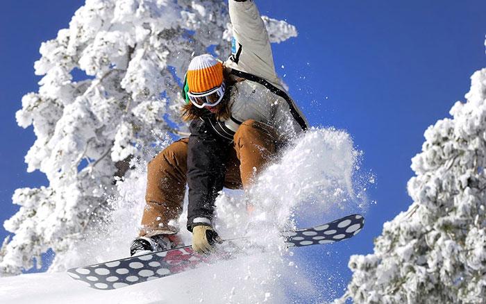 Как правильно выбрать первую доску для сноуборда?