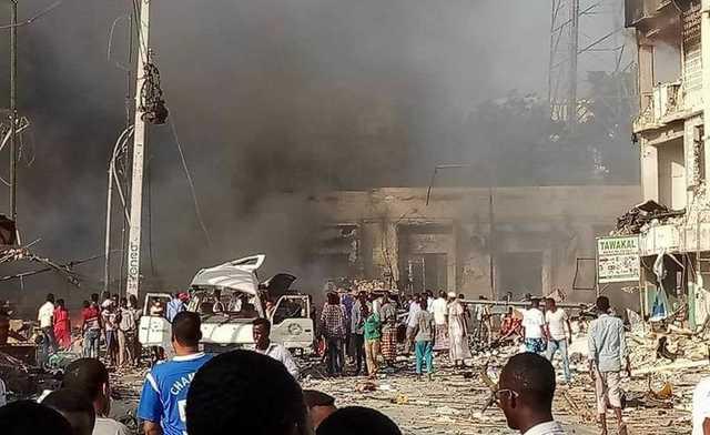 В Сомали национальная катастрофа: число погибших от теракта в Могадише возросло до 189 человек