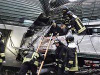 Железнодорожная катастрофа в Италии, есть погибшие