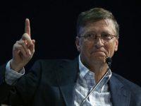 Состояние Билла Гейтса достигло уровня ВВП Украины (инфографика)
