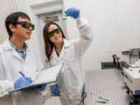Создан кристалл, способный очищать воздух от углекислого газа