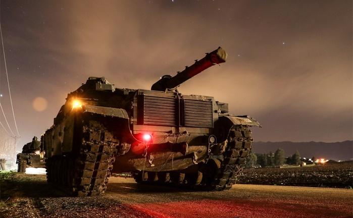 Созывается экстренное заседание Совбеза ООН из-за военной операции Турции в Сирии