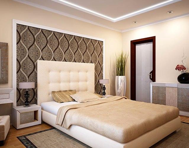 Как оформить интерьер спальни для мужчины