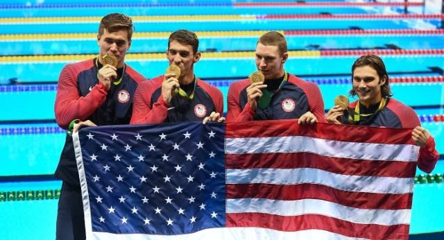 Спортсмены США заплатят от 10% до 39% налогов с олимпийских призовых