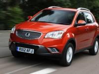 С российского авторынка вслед за Opel и Chevrolet уходит SsangYong