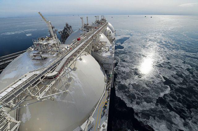 США начинают экспортировать сжиженный газ