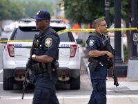 США: неизвестный открыл стрельбу по людям на баскетбольной площадке