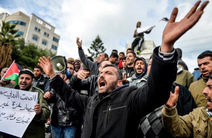 США отказали Палестине в финансовой помощи