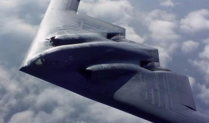 США развернули три мощных бомбардировщика Б-2 в Гуаме