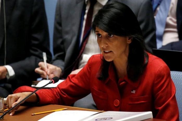 США созывают экстренное заседание Совбеза ООН из-за убийств в Иране