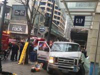 США: в Сиэтле фургон наехал на пешеходов