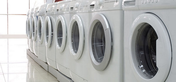 США водит пошлины на стиральные машины, сделанные в Китае