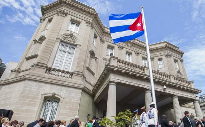 США высылают две трети сотрудников кубинского посольства