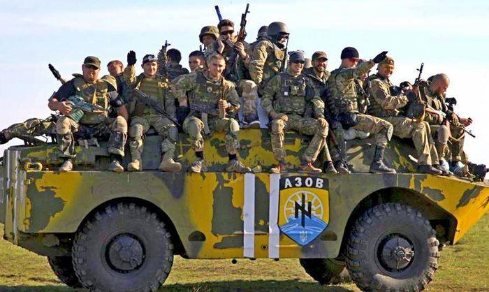 """США запретили Украине тратить финансовую помощь на батальон """"Азов"""""""