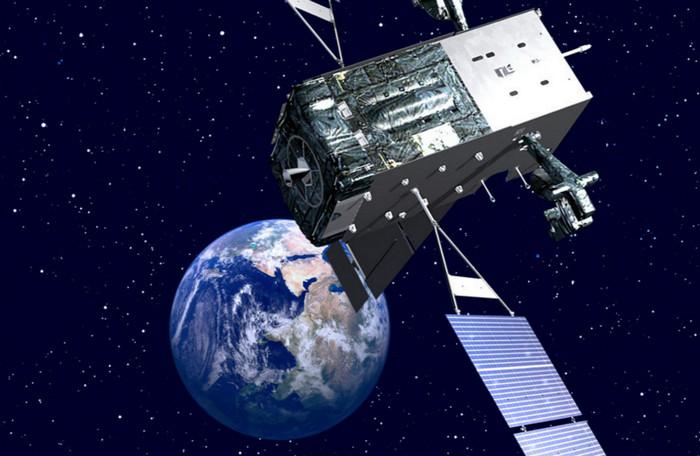 В США запущен новый военный спутник