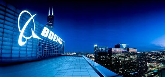 Стал известен годовой доход авиапроизводителя Boeing