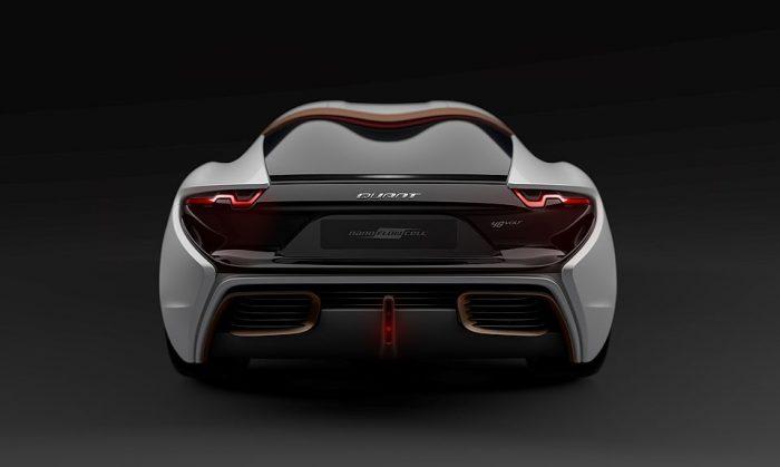 Стала известна дата премьеры нового электрического спорткара Quant 48Volt